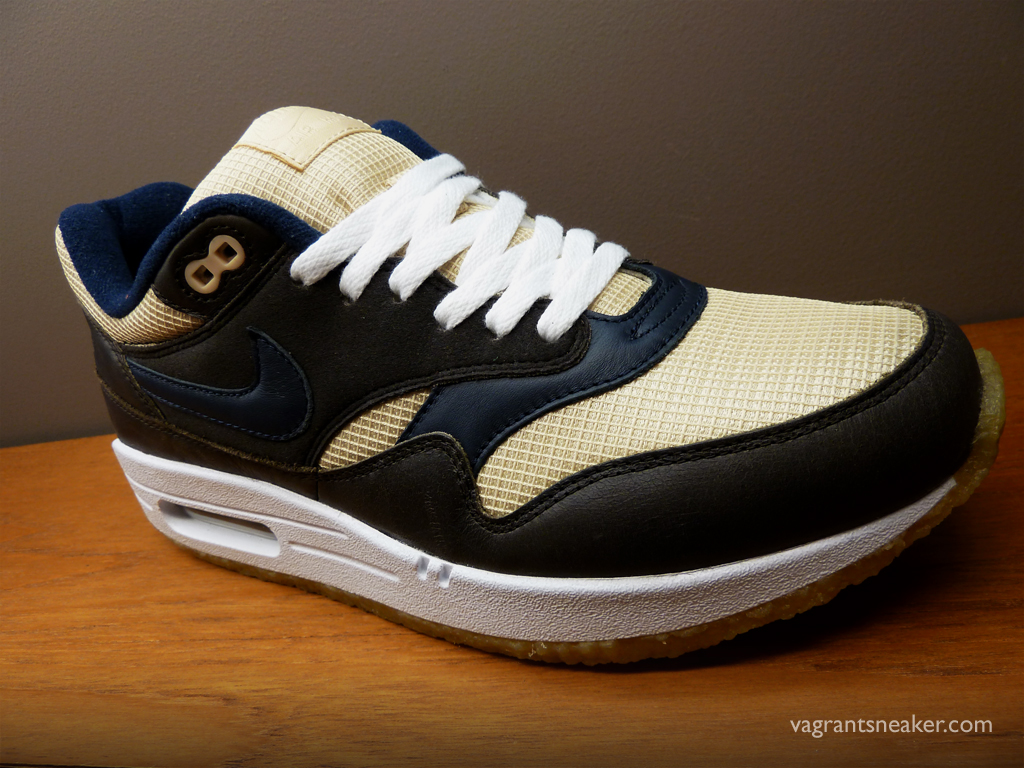 exclusive nike air max 1 id crepe sample 2010 vagrant. Black Bedroom Furniture Sets. Home Design Ideas