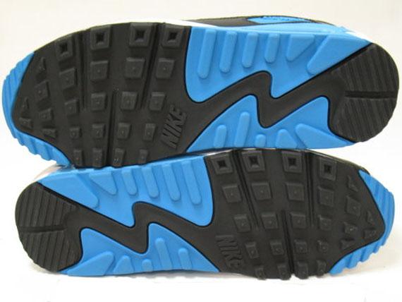"entusiasta Gran universo si puedes  News Break: Nike Air Max 90 ""Laser Blue"" Retro – 2010   Vagrant Sneaker"