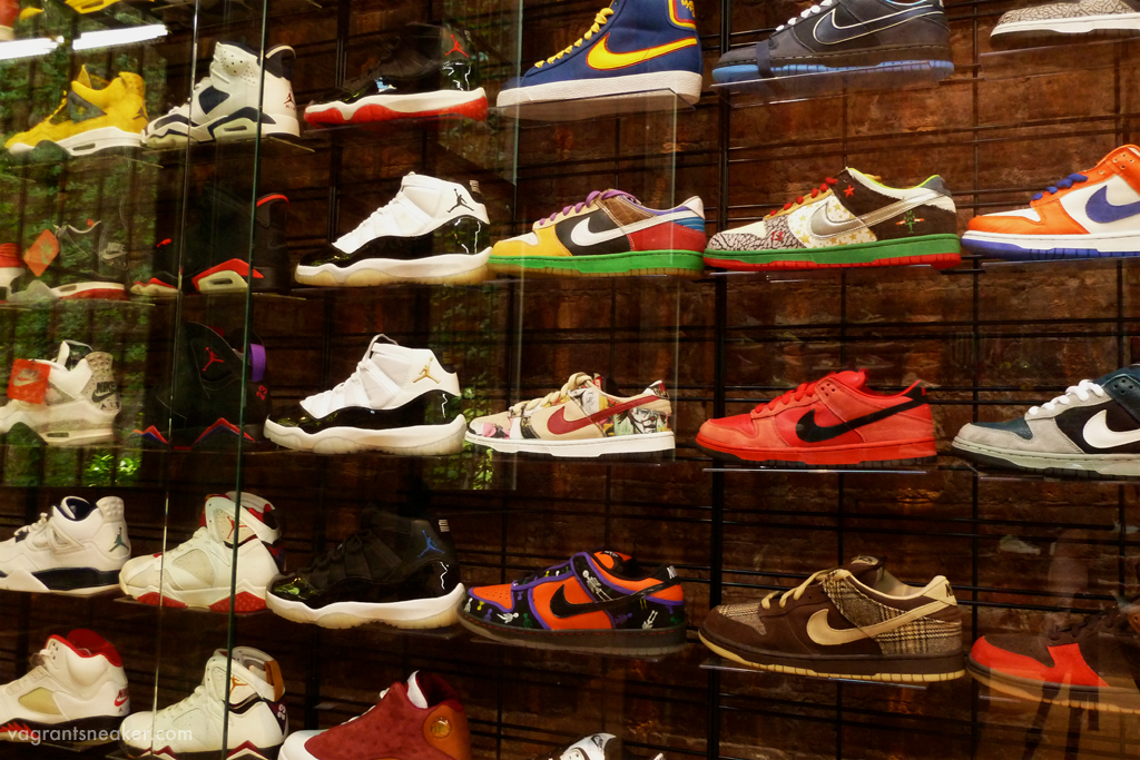 Grand Opening: Flight Club New York Broadway | Vagrant Sneaker