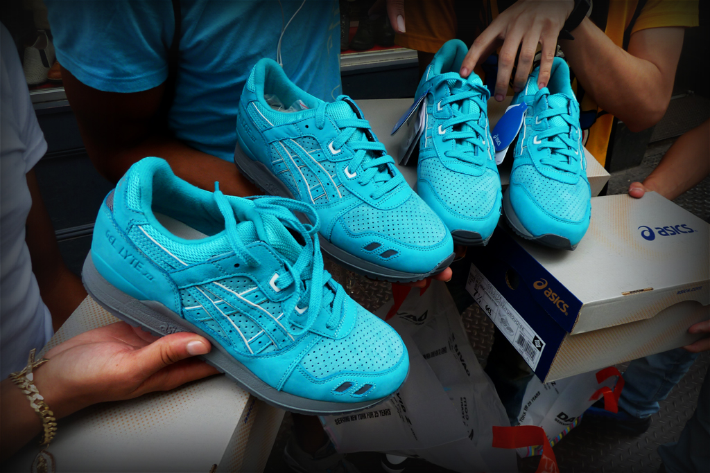 asics gel lyte 5 cove for sale