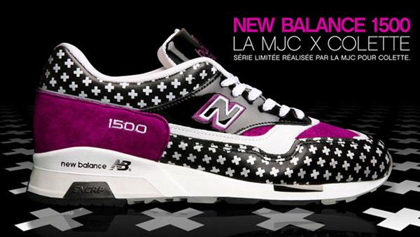 Afbeeldingsresultaat voor La MJC x colette x New Balance 1500 (Signed)