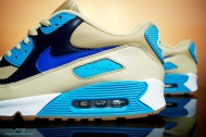 "Customizer: Nike Air Max 90 iD ""Lovely Bones"""