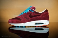 "Wallpaper: Nike Parra x Patta Air Max 1 ""Cherrywood Red"" – WP.02"