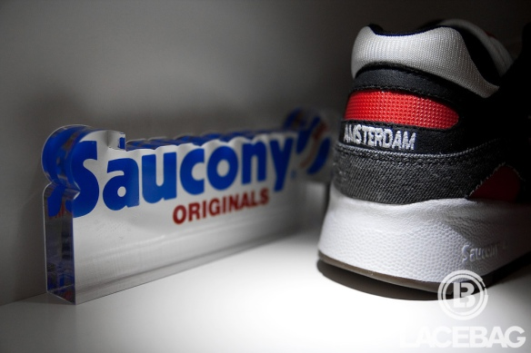 "finest selection e90ce da9be Coming Soon: Saucony x Acht Shadow 6000 ""Invictus"" 