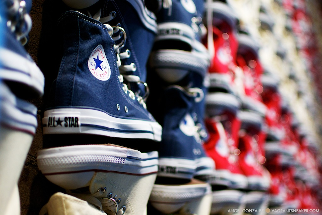 fb5158717ae6 Exclusive  Converse Store In New York City