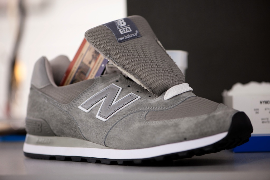 new balance custom 574 review games