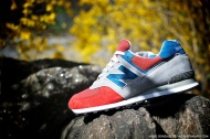 "Fresh Look: New Balance US574M1 Custom ""Puerto Rico"""