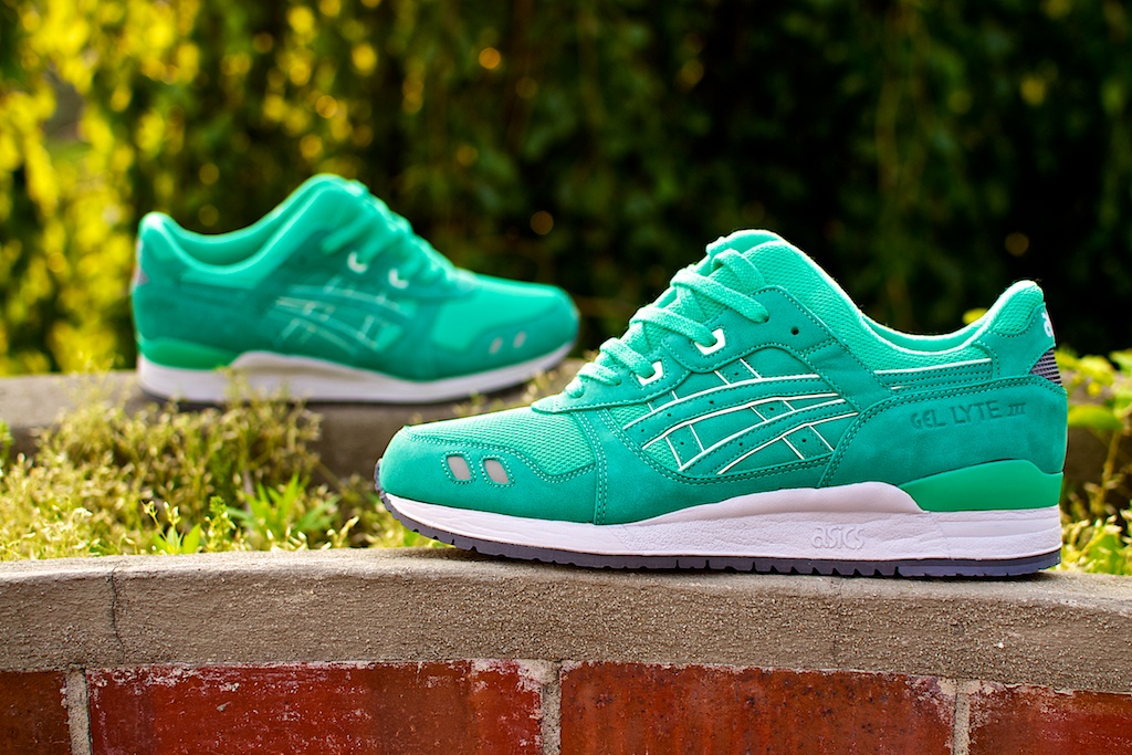gel lyte 3 mint