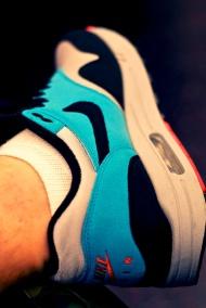 "OnMyFeet: Nike Air Max 1 iD ""BlueSparkk"""