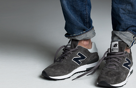 """newest collection a37b4 f03ef Available: New Balance x J.Crew M1400 """"Military Grey ..."""