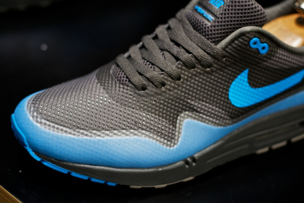 """Available: Nike Air Max 1 Hyperfuse """"Blue And Black"""