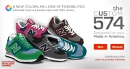 Available: New Balance 574 Custom Update 1 – 2011