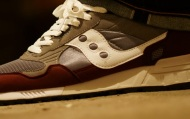 "Sale Alert: Saucony Shadow 5000 ""Charcoal And Burgundy"""