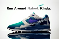 "Wallpaper: Nike Air Flow ""Emerald"" Retro 2011"