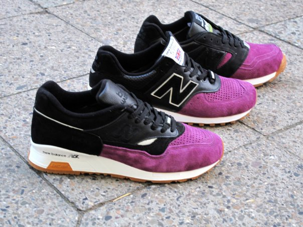 solebox x new balance 1500 purple devil