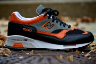 "WORN: New Balance x Crooked Tongues 1500CT3 ""Black & Orange"""