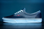 "Available: Vans Era ""Blue Dress Denim"""