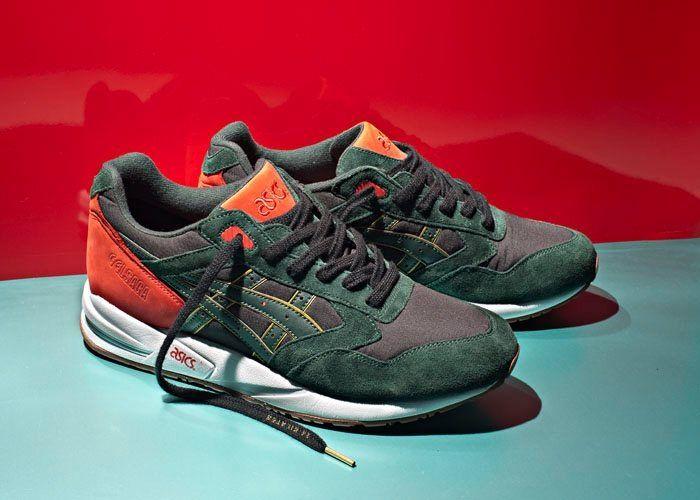 Sneek Peek: ASICS x 24 Kilates Gel Saga | Vagrant Sneaker