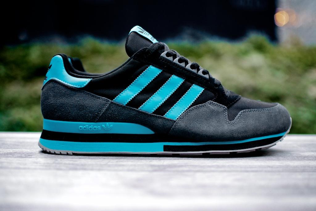 Adidas ZX 500 argentato