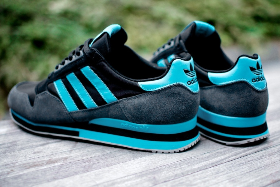 Adidas runners in custom colours and fabrics