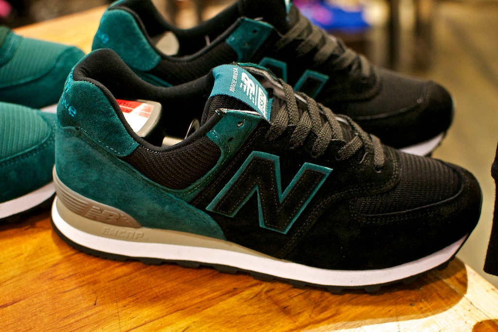 new balance 574 nyc department