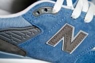 "Available: New Balance M998BD ""Blue Denim"""