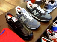 "Available: New Balance 1300DB and 996DB ""Denim Blue"""