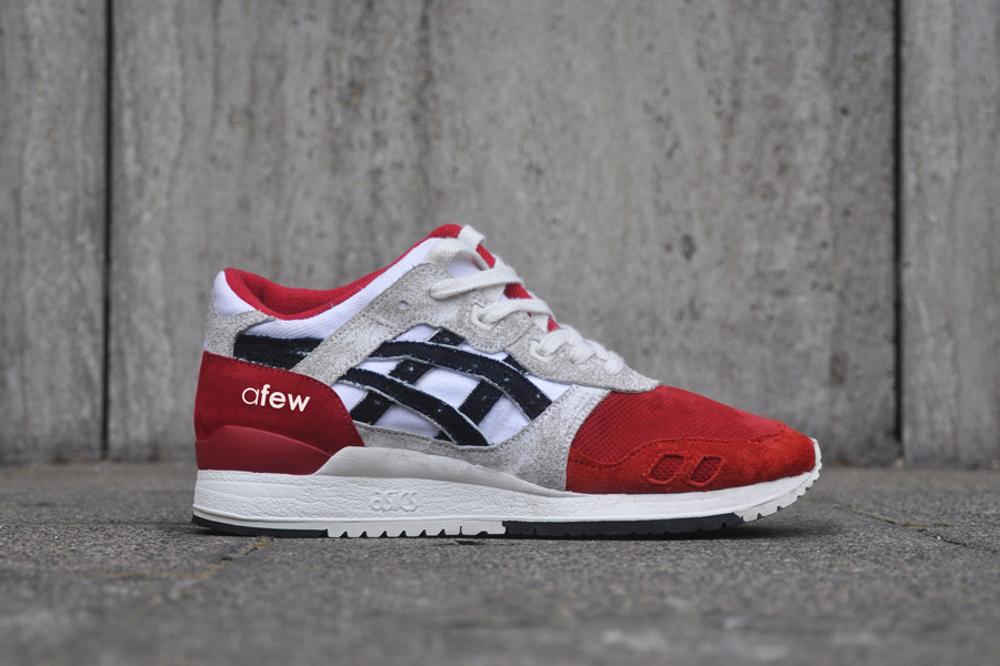 """Event: Asics Gel Lyte III """"KoiKlub Reworked by Afew"""" and"""