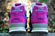 "Customizer: New Balance US574M1 Custom ""Dark Gage"""
