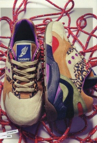 Sneek Peek: Saucony Elite x Bodega G9 Set – 2013