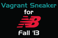 Vagrant Sneaker for New Balance