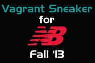 Vagrant Sneaker for NewBalance