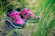 "Customizer: New Balance US574M1 Custom ""Vagrant Sneaker"""