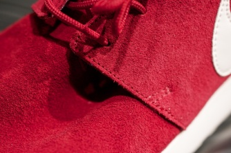 Nike Roshe Run Swatches gym red 3