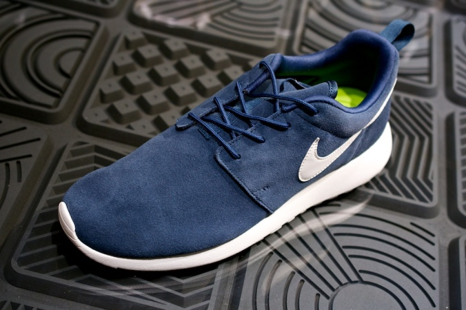 Nike Roshe Run Swatches squadron blue