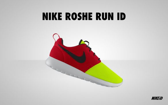 Available: Nike Roshe Run iD | Vagrant Sneaker