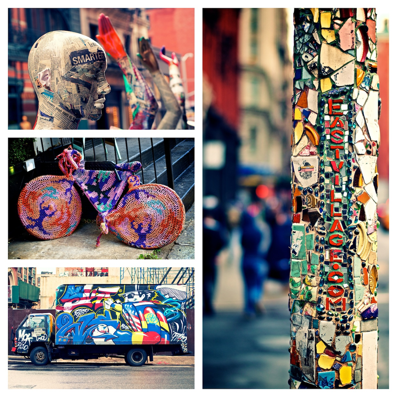 new york city, colors in nyc,