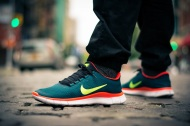 """Customizer: Nike iD x Vagrant Sneaker Free 3.0 """"Colors Around NYC"""" PT. 3 of3"""