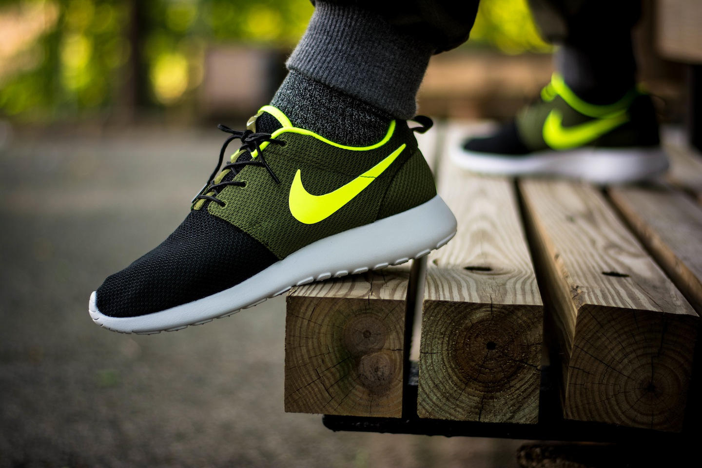 Customize Roshe Run Nike Id