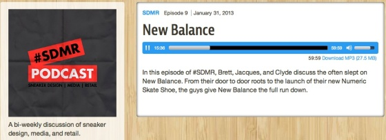 SDMR podcast