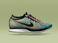 "Available: Nike Flyknit Racer ""Multi-Color"""