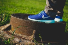 Nike Roshe Run iD Blue monday 15