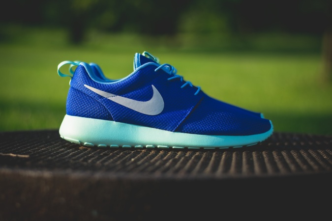 Nike Roshe Run iD Blue monday 2