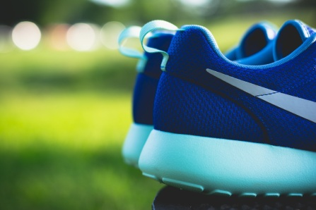 Nike Roshe Run iD Blue monday 6