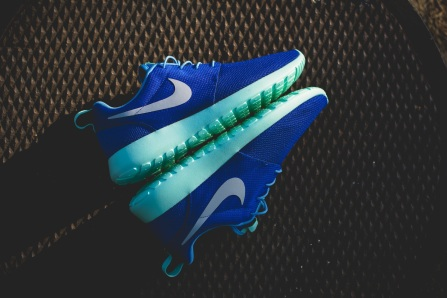 Nike Roshe Run iD Blue monday 7