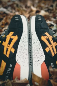 "F.O.T.B.: ASICS Gel Lyte lll ""Black and Tan"""