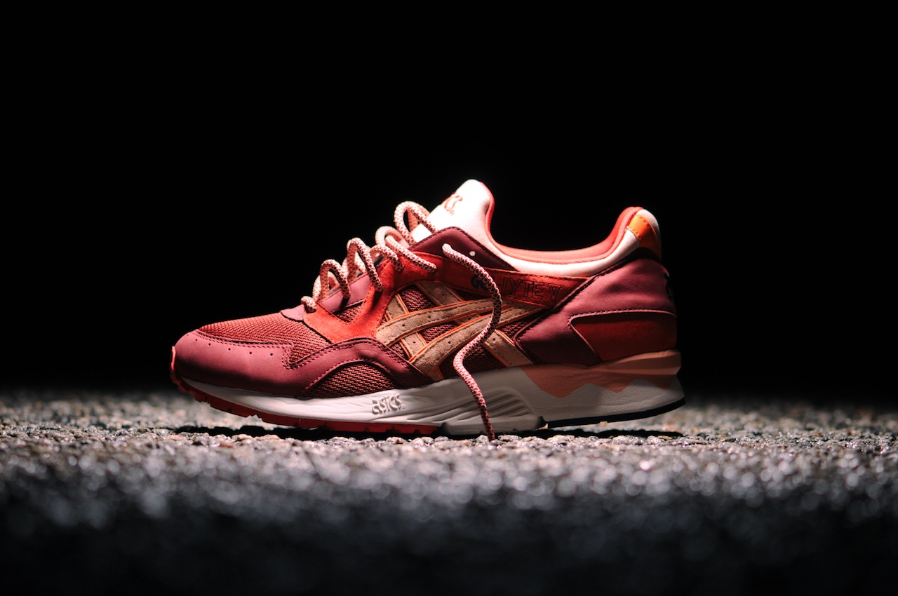 asics gel lyte iii pink white wallpaper