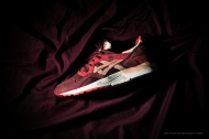 "Wallpaper: ASICS x Ronnie Fieg Gel Lyte V ""Volcano"""
