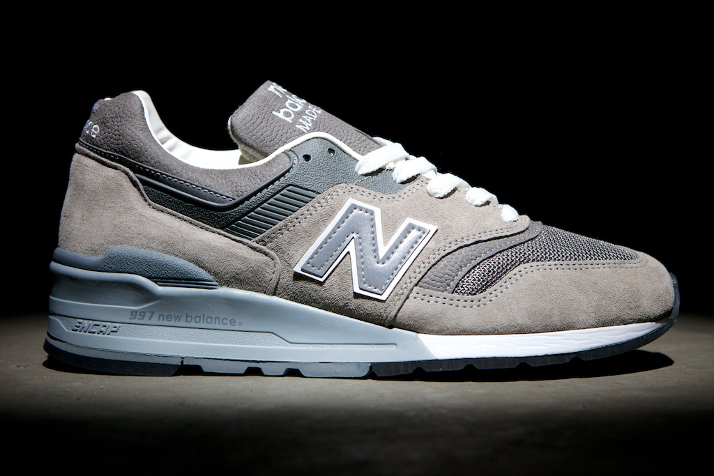 Coming Soon: New Balance M997GY Reissue   Vagrant Sneaker
