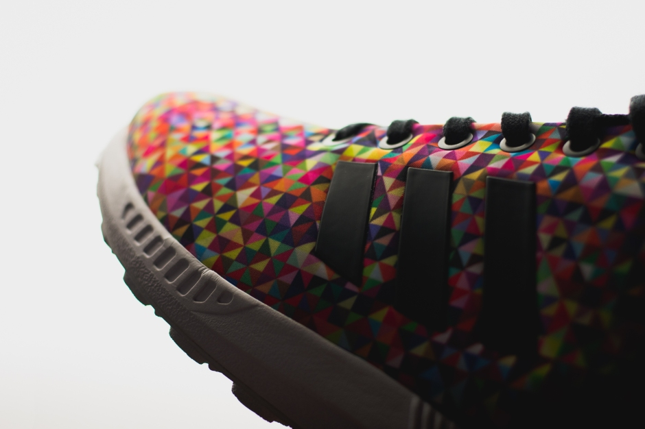 adidas zx flux multi color